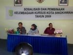 sosiali kursus 2009